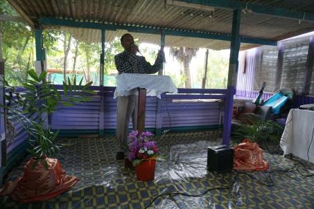 Pastor Sunil